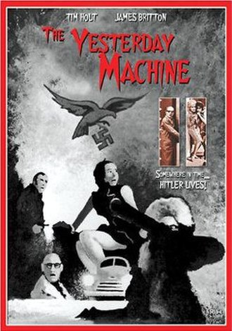 The Yesterday Machine - Promotional poster