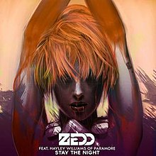 Zedd featuring Hayley Williams - Stay the Night (studio acapella)