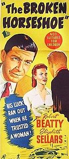 <i>The Broken Horseshoe</i> (film) 1953 film