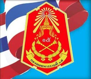 Special operations force of the Royal Thai Army