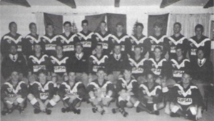 Norfolk Island national rugby league team - 1992 Pacific Cup team