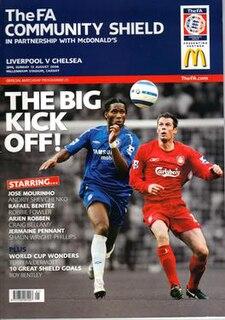 2006 FA Community Shield Football match