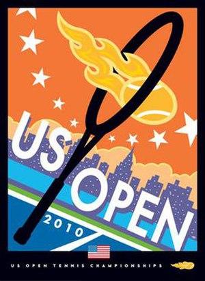2010 US Open (tennis) - Image: 2010 US Open (tennis) poster