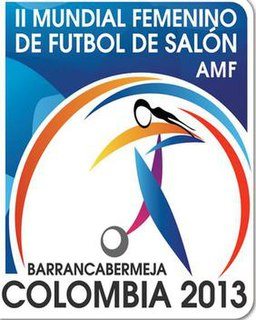 2013 AMF Futsal Womens World Cup