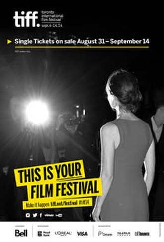 2014 Toronto International Film Festival - Festival poster