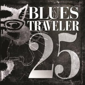25 (Blues Traveler album) - Image: 25 (Blues Traveler album)