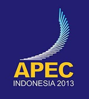 APEC Indonesia 2013 - Image: APEC Indonesia 2013 logo