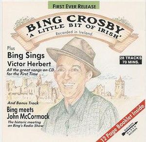 A Little Bit of Irish (soundtrack) - Image: A Little Bit of Irish (soundtrack) (CD cover)