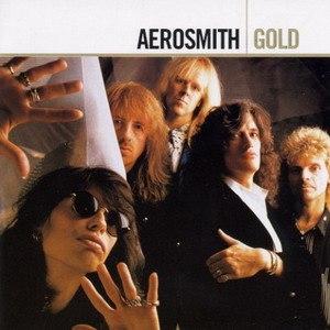 Young Lust: The Aerosmith Anthology - Image: Aerosmith Gold album cover