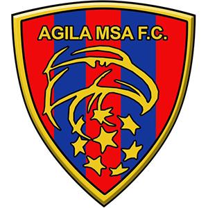 Agila F.C. - Image: Agila FC logo