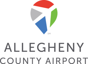 Allegheny County Airport - Image: Allegheny County Airport new logo