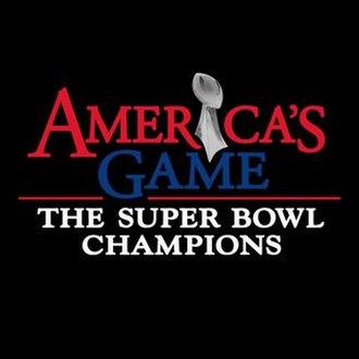 America's Game: The Super Bowl Champions - Image: Americasgame