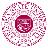 Arizona State University seal.svg
