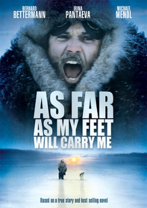As Far as My Feet Will Carry Me - Image: As Far as My Feet Will Carry Me poster