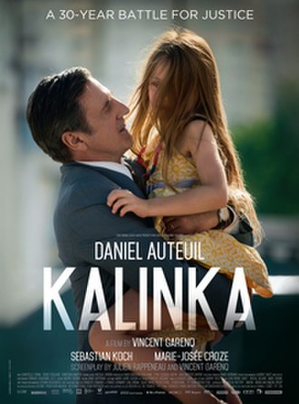 Kalinka (film) - Theatrical release poster