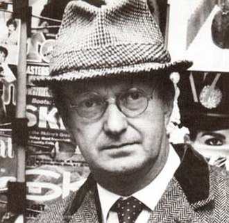 Auberon Waugh - Image: Auberon Waugh 1980s