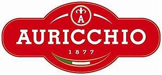 Auricchio - Image: Auricchio logo