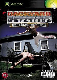 Backyard wrestling icp