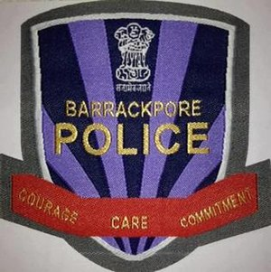 Barrackpore Police Commissionerate - Image: Barrackpore police logo