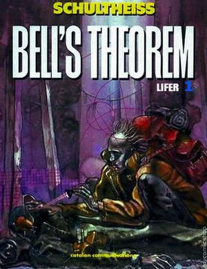 Bell's Theorem (comics) - Image: Bell's Theorem ,1