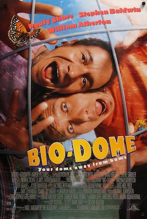 Bio-Dome - Promotional film poster