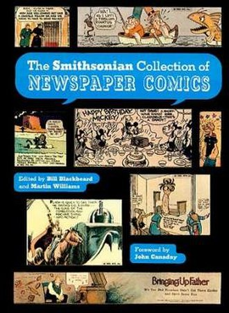 Bill Blackbeard - The Smithsonian Collection of Newspaper Comics
