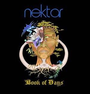 Book of Days (Nektar album) - Image: Book of Days (Nektar album)