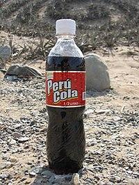 Big bottle peru