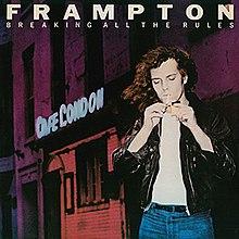 breaking all the rules peter frampton album wikipedia