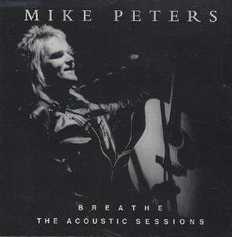 Breathe (Mike Peters album) - Image: Breathe acoustic