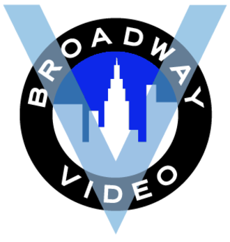 Broadway Video - Image: Broadway Video Logo