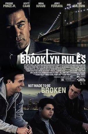 Brooklyn Rules - Image: Brooklyn rules