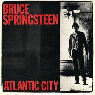 Atlantic City (song) - Image: Bruce Springsteen Atlantic city