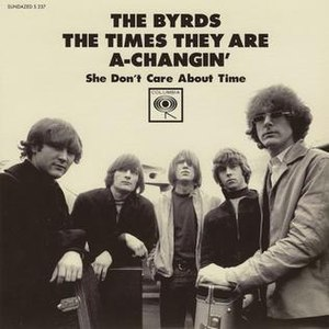 The Times They Are a-Changin' (song)