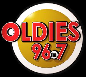 CJWV-FM - Image: CJWV OLDIES96.7 logo