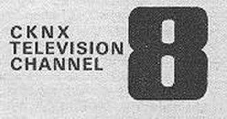 CKNX-TV - CKNX-TV logo from 1969