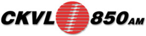 CINF - The last CKVL logo; used from 1992 to 1999.