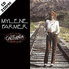 Mylène Farmer — California (studio acapella)