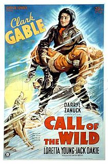 <i>Call of the Wild</i> (1935 film) 1935 film by William A. Wellman