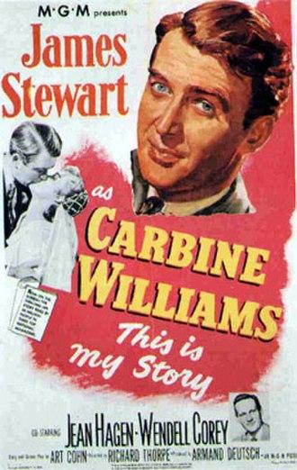 Carbine Williams - Image: Carbine Williamscover