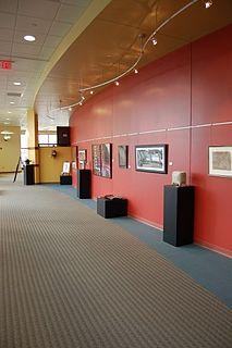 Centerville High School Performing Arts Center theater in Centerville near Dayton, Ohio, United states