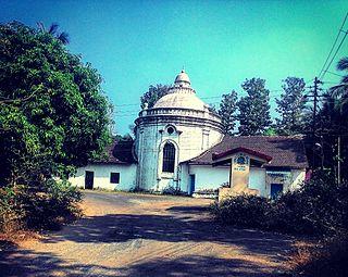 Naroa, Ilhas, Goa Village in Goa, India