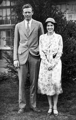 Anne Morrow Lindbergh - Charles and Anne Morrow Lindbergh