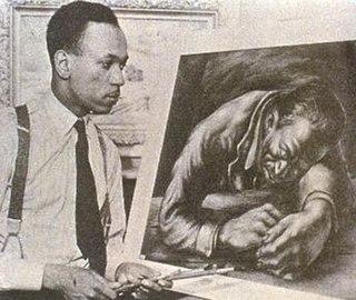 Charles White (artist) American painter