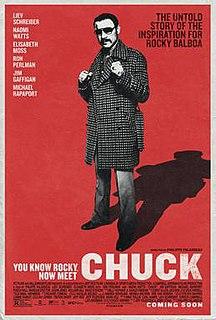 <i>Chuck</i> (film) 2016 film by Philippe Falardeau