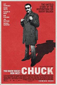 chuck movie music