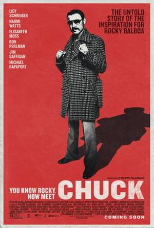 Chuck (film) - Theatrical release poster