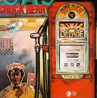 Chuck Berry's Golden Decade - Image: Chuckberrysgoldendec adevol 3