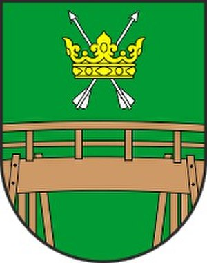 Gvozd - Image: Coat of arms of Gvozd Vrginmost municipality