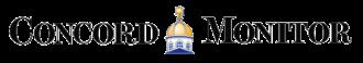 Concord Monitor - Image: Concord Monitor logo